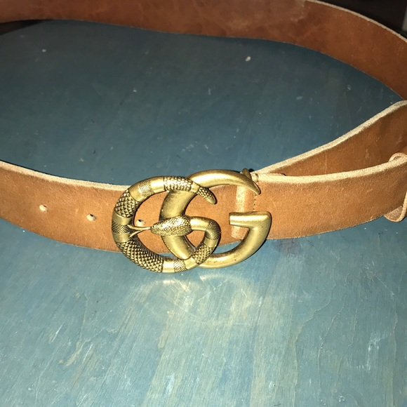 51e464603c1 Gucci Other - gucci cuoio tuscano snake belt